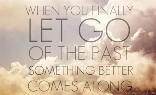 "The Art of ""Letting Go"""